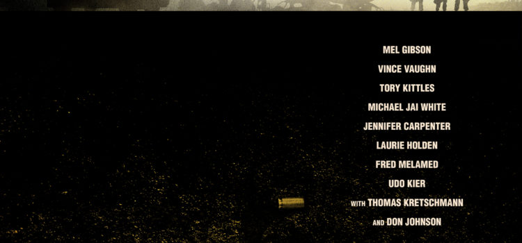 DRAGGED ACROSS CONCRETE, A FILM BY S. CRAIG ZAHLER, Teaser Poster Available