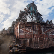 Mortal Engines is in UK cinemas December 8th