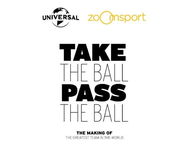"""Take the Ball, Pass the Ball"" will be Available OurScreen Cinemas from 9th November"