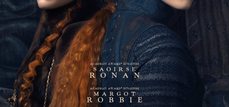 Mary Queen of Scots To Be Released in Cinemas 18thJanuary 2019