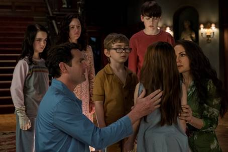 The Haunting of Hill House is available globally on Netflix now