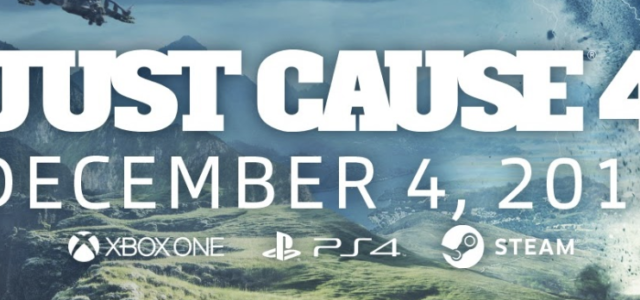 """""""JUST CAUSE 4 DEEP DIVE"""" TRAILER OUT NOW"""