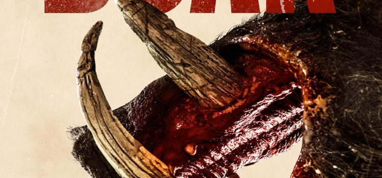 Film news (UK): Ozploitation horror comedy BOAR to be released on DVD and Digital HD 25th February 2019