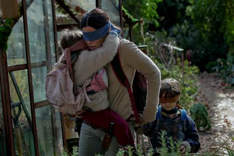 BIRD BOX will launch in select cinemas from 13th December and on Netflix on 21st December
