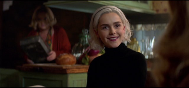 Chilling Adventures of Sabrina Part 2  launches globally on April 5th 2019, only on Netflix