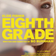 """EIGHTH GRADE""  OFFICIAL TRAILER & POSTER RELEASED"