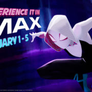 SPIDER-MAN™: INTO THE SPIDER-VERSE, EXPERIENCE IT IN IMAX® FROM FEBRUARY 1 – 5