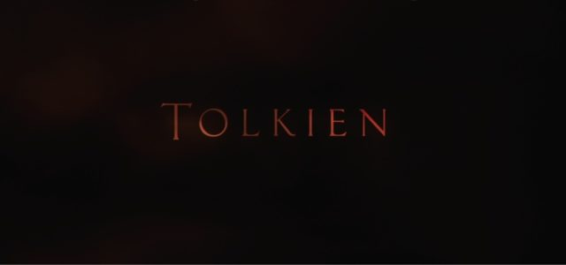 """FOX SEARCHLIGHT PICTURES PRESENTS A CHERNIN ENTERTAINMENT PRODUCTION """"TOLKIEN"""""""