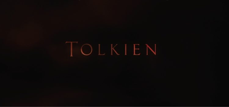"FOX SEARCHLIGHT PICTURES PRESENTS A CHERNIN ENTERTAINMENT PRODUCTION ""TOLKIEN"""