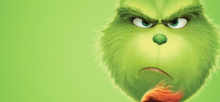 DR. SEUSS' THE GRINCH AVAILABLE ON DIGITAL ON MARCH 1, 2019, AND ON 4K ULTRA HD, 3D BLU-RAY™,  BLU-RAY™, DVD AND ON DEMAND ON MARCH 11, 2019
