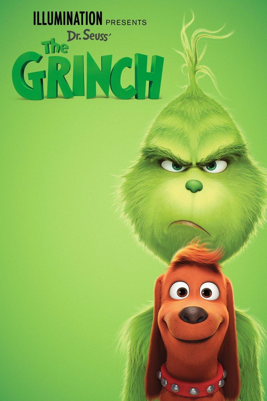 new grinch movie 2019