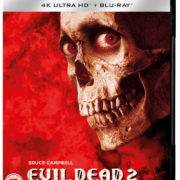 EVIL DEAD 2 RELEASING ON 4K ULTRA HD FOR THE FIRST TIME, AND ON BLU-RAY™ & DVD 4TH MARCH 2019