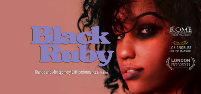 Drama-Thriller 'BLACK RUBY' Releases March 5