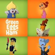 Cast Announcement of Netflix Original Animated Series GREEN EGGS AND HAM