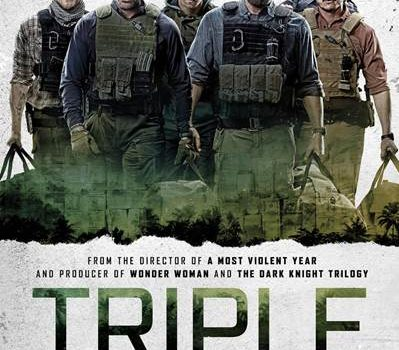 TRIPLE FRONTIER launches globally on Netflix on 13th March, 2019