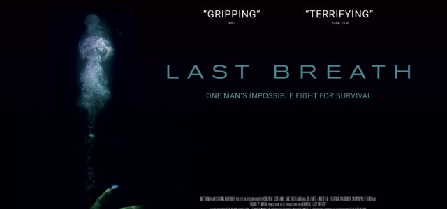 LAST BREATH IN UK CINEMAS FROM 5 APRIL 2019