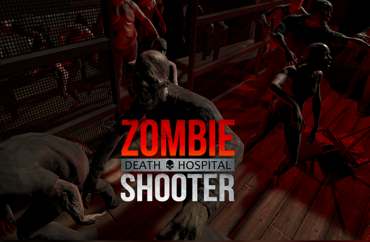 The Newest addictive AR game: Zombie Shooter – Death Hospital