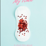 Giulia Gandini's award-winning film 'My Time' was inspired by the true story of a young girl who experienced her first period in the classroom