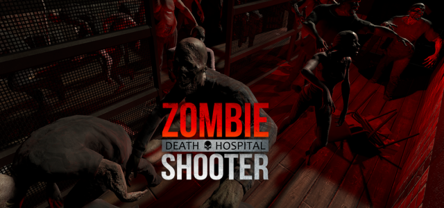 The Newest addictive AR game: Zombie Shooter2 – Death Hospital