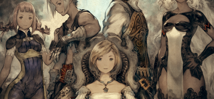FINAL FANTASY XII THE ZODIAC AGE NOW AVAILABLE ON NINTENDO SWITCH AND XBOX ONE