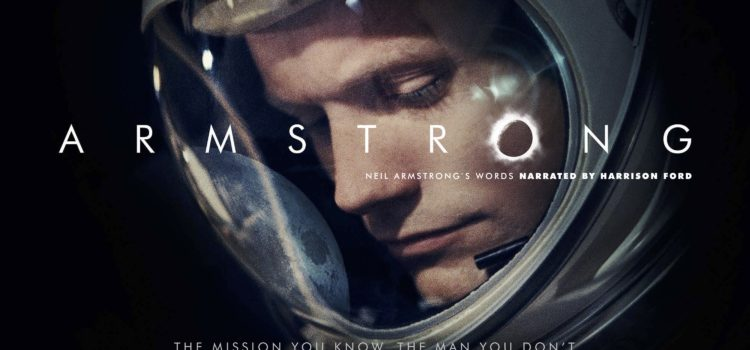FIRST LOOK – UK TRAILER & POSTER FOR ARMSTRONG