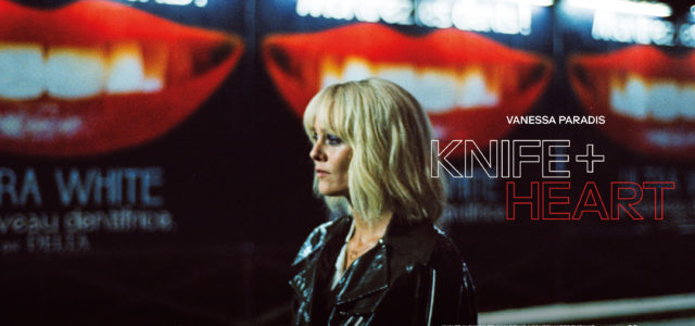 """KNIFE + HEART"" IN CINEMAS AND EXCLUSIVELY ON MUBI FROM 5 JULY"