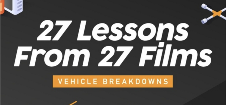 27 Lessons From 27 Films