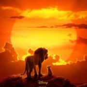 THE LION KING IS RELEASED IN UK CINEMAS 19th JULY 2019