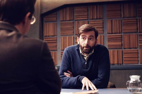 Netflix Original Series CRIMINAL Starring David Tennant, Hayley Atwell, Katherine Kelly – Casting Announcement and First Look