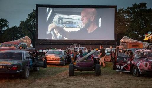 'CINERAMAGEDDON' – THE POST-APOCALYPTIC CINEMA EVENT IS BACK FOR GLASTONBURY FESTIVAL 2019