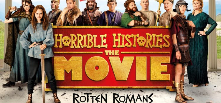 """HORRIBLE HISTORIES THE MOVIE – ROTTEN ROMANS"" **NEW CLIP RELEASED**"