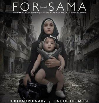 CRITICALLY ACCLAIMED DOCUMENTARY FOR SAMA SET FOR SEPTEMBER UK THEATRICAL RELEASE