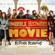 HORRIBLE HISTORIES: THE MOVIE – ROTTEN ROMANS IN CINEMAS NOW