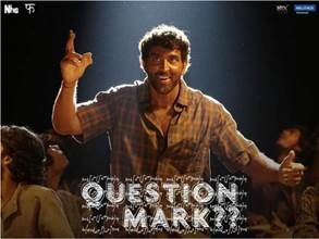 SUPER 30: HRITHIK ROSHAN LENDS HIS VOICE TO THE NEW SONG 'QUESTION MARK'