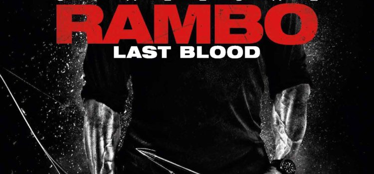 RAMBO: LAST BLOOD is in cinemas September 19