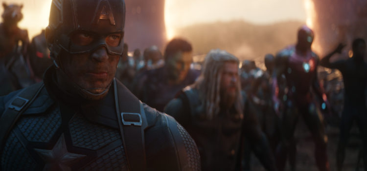 Avengers: Endgame smashes records to become the fastest-selling digital download film of all time