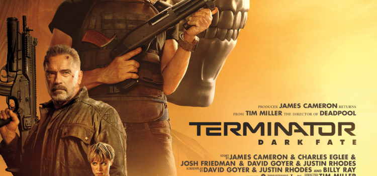 Terminator: Dark Fateis coming to UK cinemas 23rd October