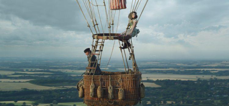 The Aeronauts | Eddie Redmayne & Felicity Jones star in the First Trailer