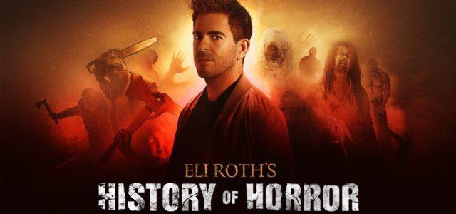 "AMC RENEWS ""ELI ROTH'S HISTORY OF HORROR"" FOR SECOND SEASON"