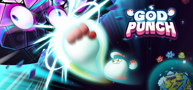 """""""God Punch: Idle Defense"""" is Now Available on Google Play & Apple App Store!"""