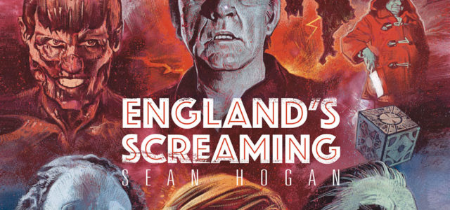 Acclaimed British filmmaker & author Sean Hogan steps inside the world of UK Horror with two works of metafictional film criticism