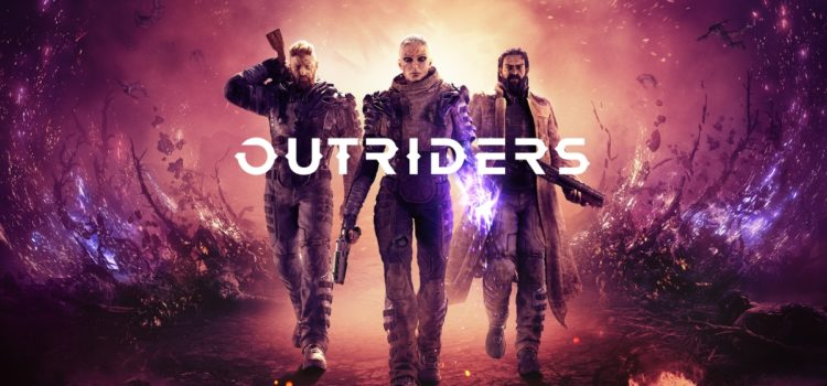 OUTRIDERS COMING TO GOOGLE STADIA