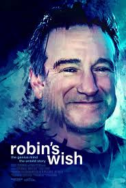 What the film Robin's Wish teaches us about dealing with mental health issues