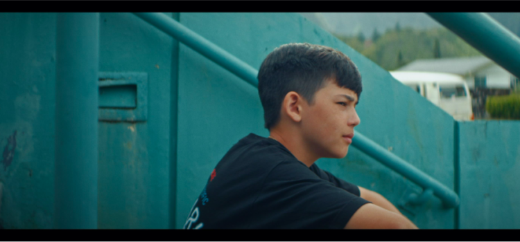 Alika Maikau's Moloka'i Bound shares a story of a formerly incarcerated parent who's trying to reconnect with his son
