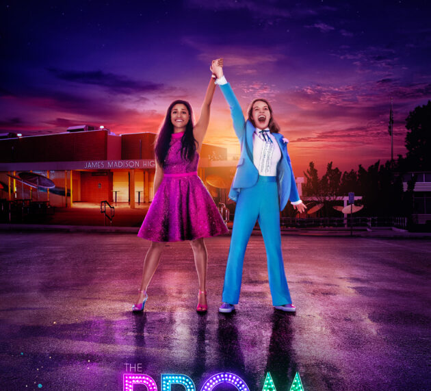 Netflix releases Tik Tok character posters and full soundtrack for Ryan Murphy's THE PROM