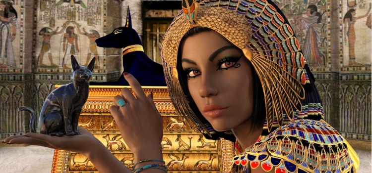 Cleopatra: From the History Books to our Screens