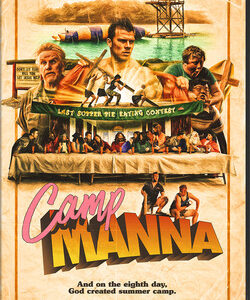 CAMP MANNA – Comedy About the Joys of Church Camp, Coming to Home Entertainment